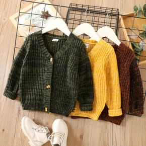 Toddler Boy/Girl Casual Knit Sweater