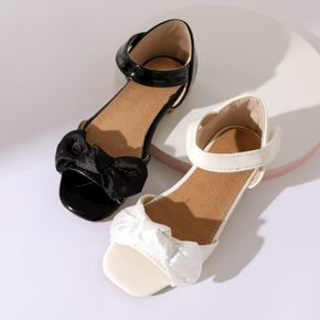 Toddler / Kid Ankle Strap Open Toe Bow Sandals