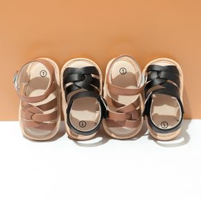 Baby / Toddler Hollow Out Ankle Strap Velcro Prewalker Shoes