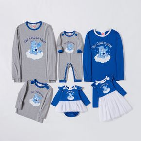 Care Bears Too Cold To Care Cotton Family Tees, Rompers, Dress