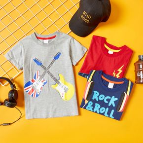 'ROCK & ROLL' Athleisure Tee for Toddlers/Kids