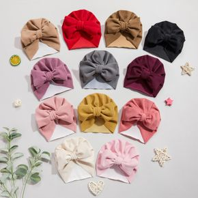 Baby / Toddler Solid Bowknot Hat