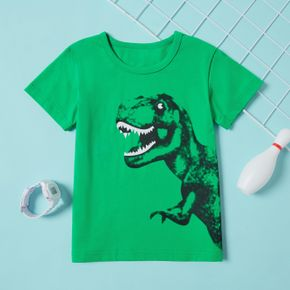 Animal Print Athleisure Tee for Toddlers/Kids